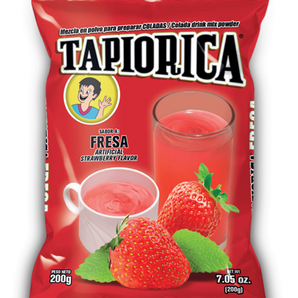 Tapiorica Fresa