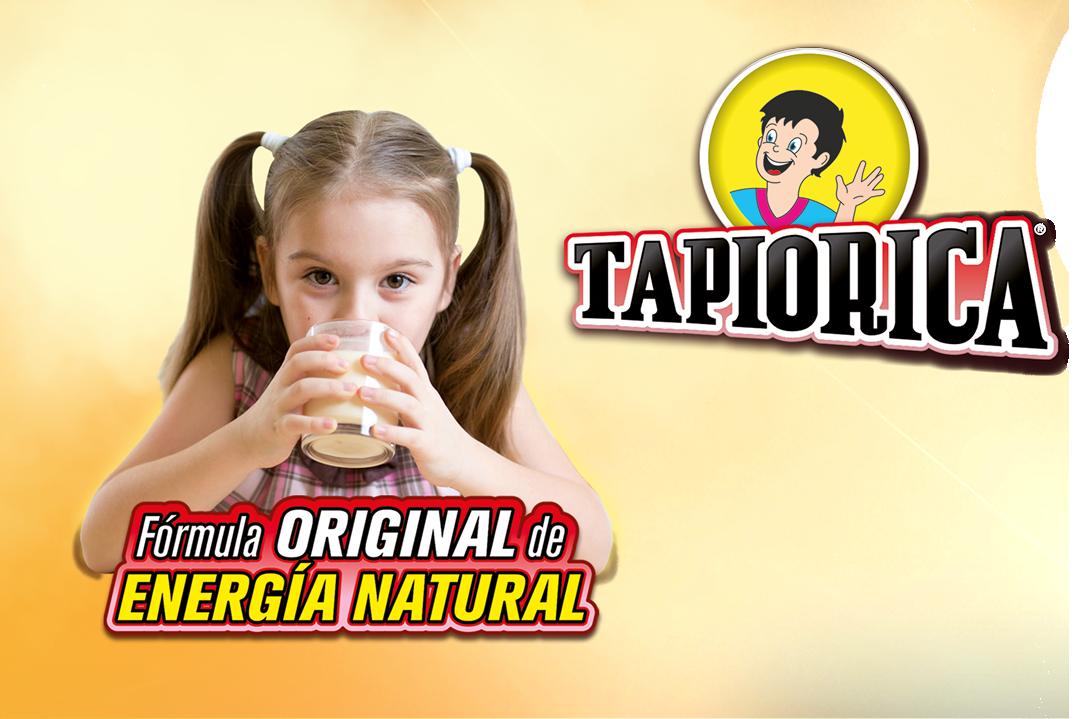Tapiorica fórmula original de energía natural